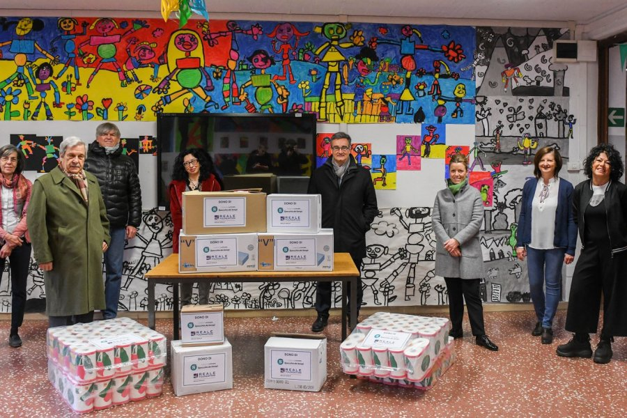 "The first kits of the ""Safe Children"" project have been delivered"