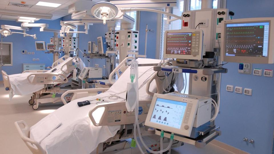50 Beds for intensive and sub-intensive units in Veneto hospitals