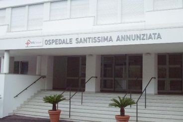 A control unit and a multi-parameter monitor for the Santissima Annunziata hospital