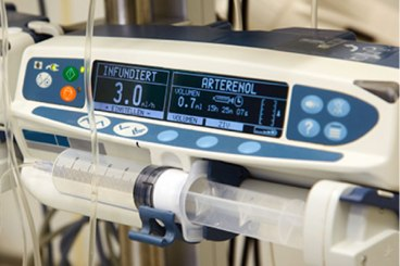 63 infusion pumps to the Parma University Hospital