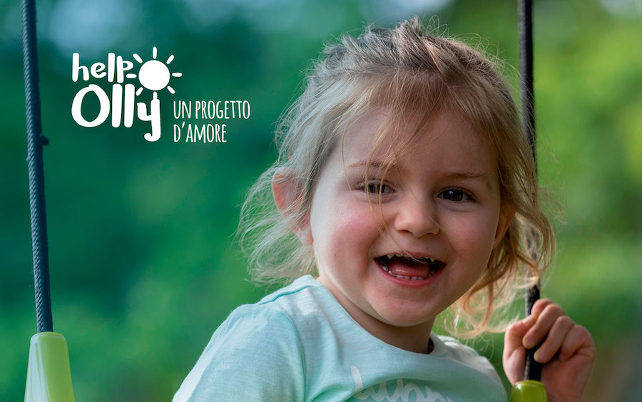 Help Olly Onlus: un progetto d'amore